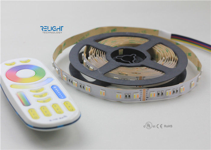 RGBW led strip 5050 60led/m Flexible LED Strip Lights external IC RGBW 14.4W/m